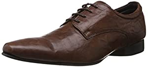 Franco Leone Men's Leather Formal Shoes