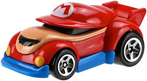 Hot Wheels Hot Wheels Mario Bros. Mario Car Vehicle (Super Mario Cars compare prices)
