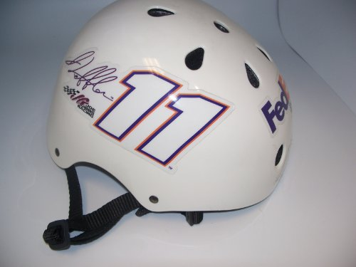 Image of Kyle Busch FEDEX Multi Sport Helmet, SMALL (B006OF30CK)