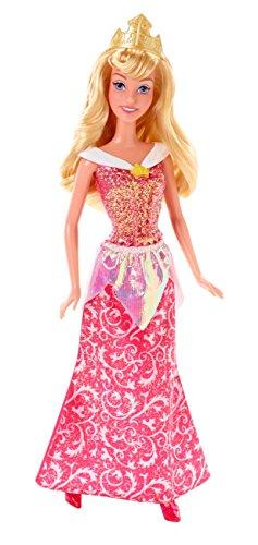 Disney Sparkle Princess Aurora Sleeping Beauty Doll - 1