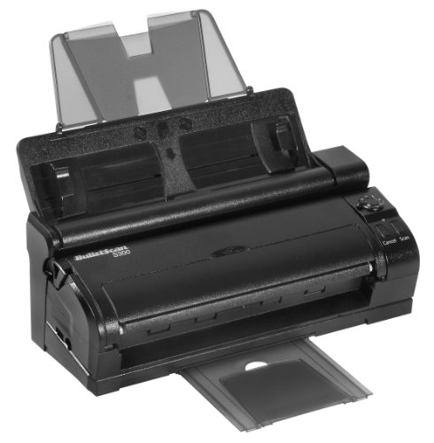 41KsKxLsJxL. SL500  iVina BulletScan S300 Duplex Color Sheetfed Scanner with Detachable Mobile Scanner, 15ppm/30ipm, supports Windows and Mac OS (S3001130)