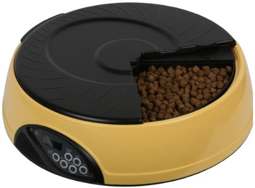 Riorand® 4 Meal Lcd Automatic Pet Feeder Bt-Pf08A