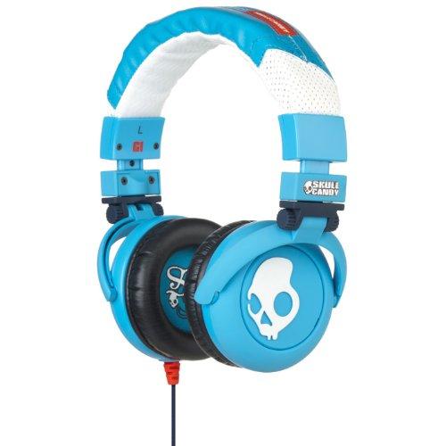 G.I.- Mic'D / Db Over Ear Headphones In Shoe Blue By Skullcandy