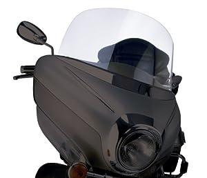 Show Chrome Accessories 20-610 Clear Tour Windshield