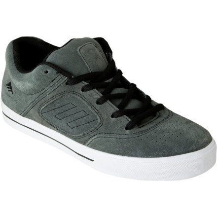 Emerica Men's Reynolds 3 Skate Shoe,Dark Grey,12 M US