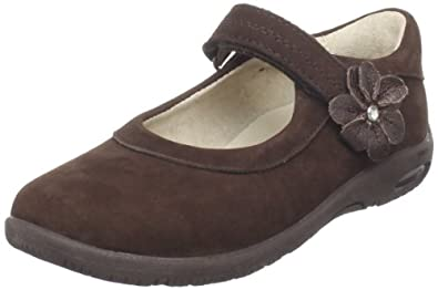 Stride Rite SRT PS Trista Mary Jane (Toddler/Little Kid),Brown,9 M US Toddler