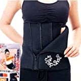 41KsPXyAqnL. SL160  Neewer Slimming Belt Waist Wrap Shaper Burn Fat Cellulite Belly Lose Weight
