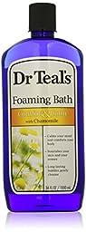 Dr. Teal\'s Foaming Bath, Chamomile, 34 Fluid Ounce