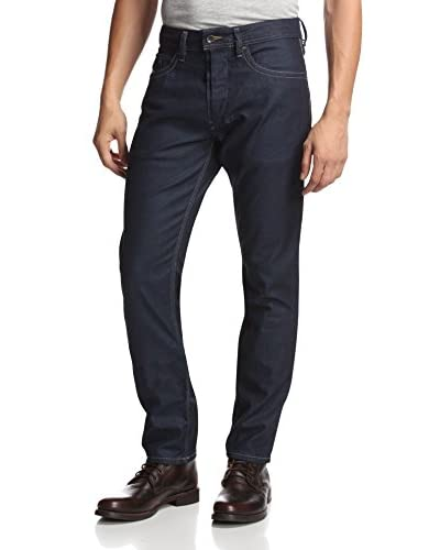 Diesel Men's Tapered Braddom 5 Pocket Jeans