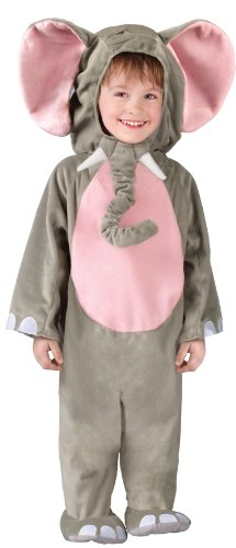 Cuddly Elephant Infant and Toddler Costume