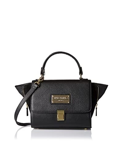 Valentino Bags by Mario Valentino Women's Amelie Cross-Body, Black
