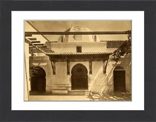 framed-print-of-algiers-arab-court-neurdein-brothers-1860-1890-the-neurdein-photographs-of