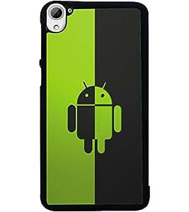 ColourCraft Cartoon Design Back Case Cover for HTC DESIRE 826