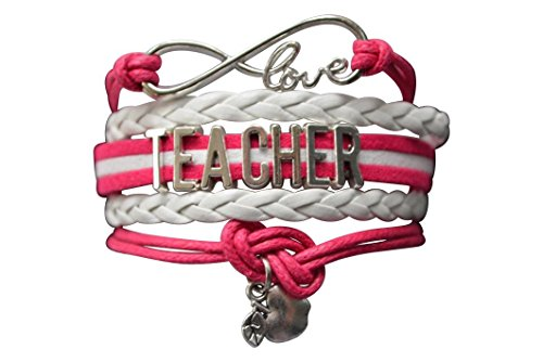 Teacher Bracelet- Teacher Jewelry- Teacher Gift, Show Your Teacher Appreciation