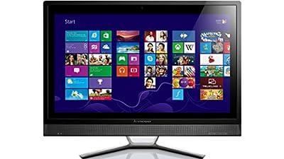 Lenovo C560 23-Inch All-in-One Desktop (57330350) Black