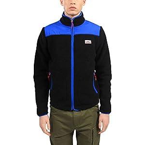 Penfield Mattawa Pile Fleece Jacket - Men's Black, L