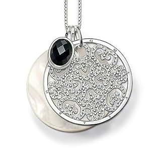 GOMO 925 Silver necklace fashion Pendant charm FASHION JEWELRY