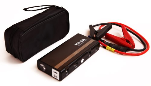 Small Car Battery : Compact car jump starter booster power bank onthego