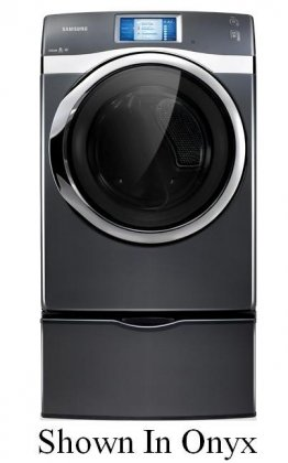 Samsung DV457GVGS 7.5 Cu. Ft. Gas Front Load