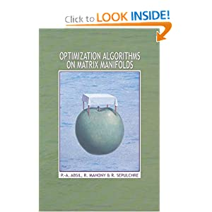 Optimization Algorithms on