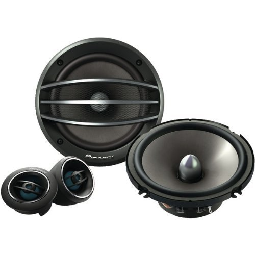 "Pioneer Ts-A1604C 6.5"" Component Set Speakers (Ts-A1604C) -"