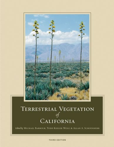 Terrestrial Vegetation Of California, 3Rd Edition front-831680