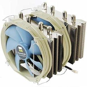 Thermalright Silver arrow Ventilateur CPU 140mm Heatpipe Socket 775 1156 1366 AM2 AM3 Aluminium/Cuivre