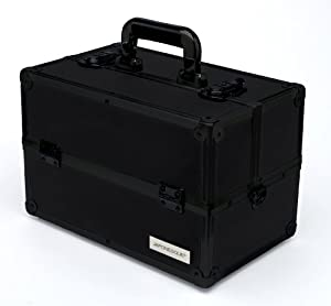 Click Here For Cheap Japonesque Pro Makeup Case - Black For Sale