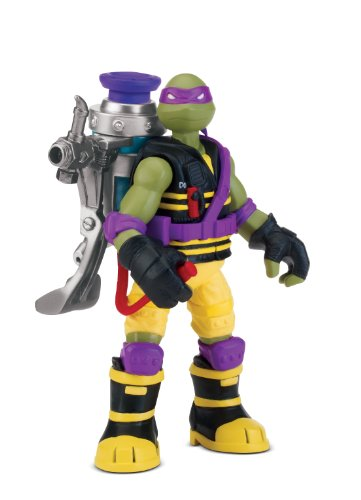 Teenage Mutant Ninja Turtles Mutant Ooze Launchin' Don Action Figure