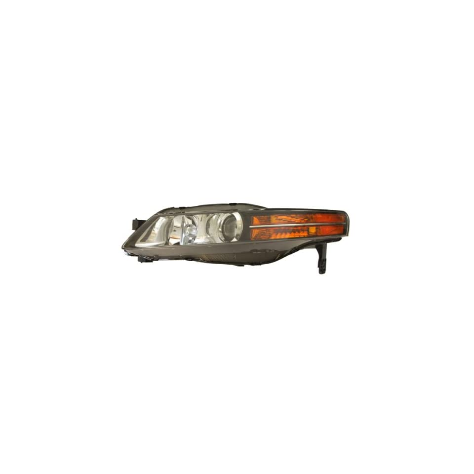 Genuine Acura Parts 33151 SEP A11 Driver Side Headlight Assembly Composite