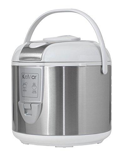 KeMar-KRC-118-Reiskocher-Dampfgarer-mit-Warmhaltefunktion