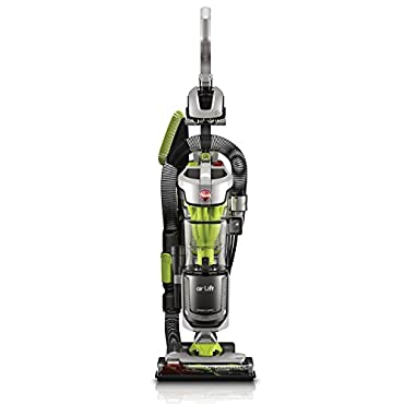 Hoover Vacuum Cleaner Air Lift Deluxe Bagless Corded Upright Vacuum UH72511PC