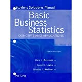img - for Basic Business Statistics Student Solutions Manual (2006 10th Edition) book / textbook / text book