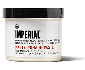 Imperial Matte Pomade Paste, 5 Ounce
