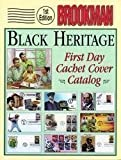 img - for Brookman Black Heritage First Day Cachet Cover Catalog book / textbook / text book