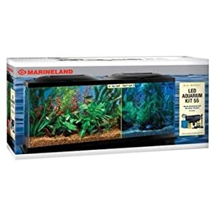 Marineland aquaria amlpfk55b biowheel for 55 gallon fish tank kit