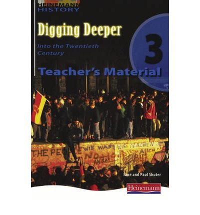 Digging Deeper 3: Into the Twentieth Century Teacher's CD (Digging Deeper for the Netherlands) (CD-ROM) - Common