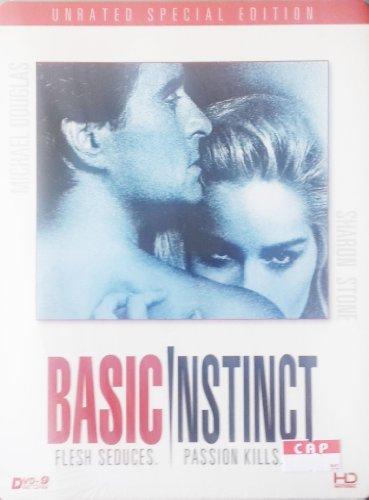 Basic Instinct (1992) Michael Douglas, Sharon Stone 【海外版】