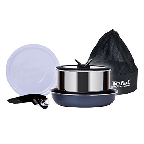 tefal-smart-outdoor-magic-hands-camping-5p-set-stainless-pot-18cm-fry-pan-22cm