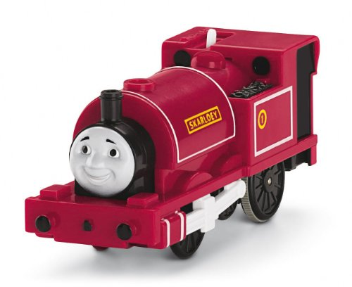 Fisher-Price Thomas The Train: TrackMaster Skarloey