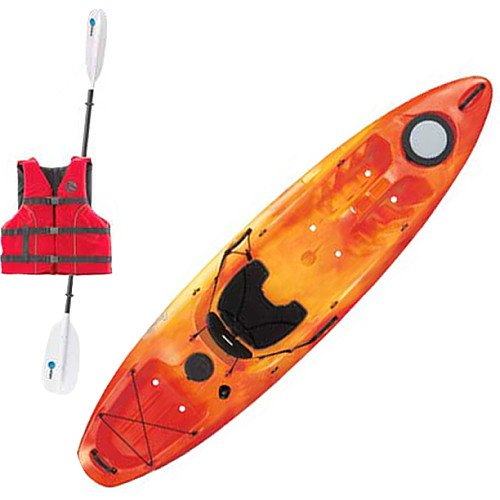 Perception Sport Pescador 10.0 Go-Kayaking Kit