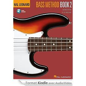 Hal Leonard Bass Method Book 2