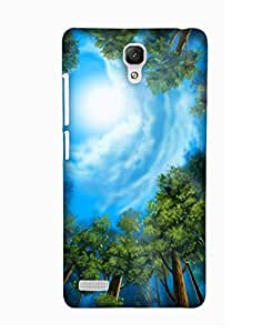 PickPattern Back Cover for Xiaomi Redmi Note 4G
