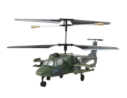 3 Channel ABS Plastic Infared Remote Control Helicopter