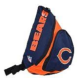 Official National Football League Fan Shop Authentic Slingback NFL Back Sack (Chicago Bears)