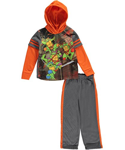 "TMNT Little Boys' ""Freefall"" 2-Piece Outfit"