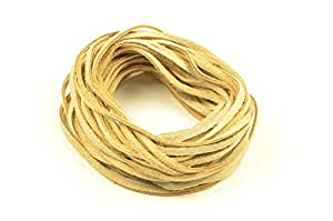 CraftPal LeatherCord Suede Beige