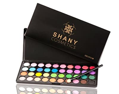 Cheapest SHANY Eyeshadow Palette, Boutique, 40 Color by Shany - Free Shipping Available