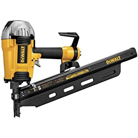 DeWALT D51850 20 Full Round Head Framing Nailer