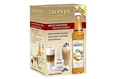 Monin Syrup Coffee Gift Set 6x5cl